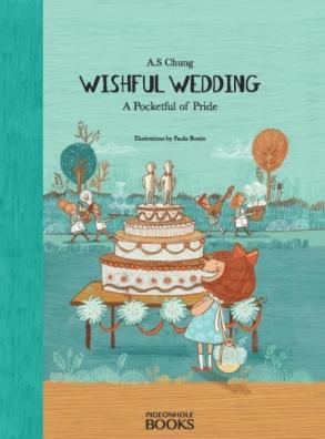 Wishful Wedding by A.S. Chung