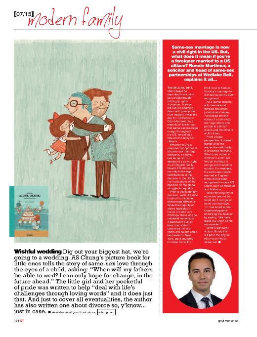 Gay Times Magazine UK