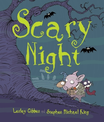 Scary Night by Lesley Gibbes