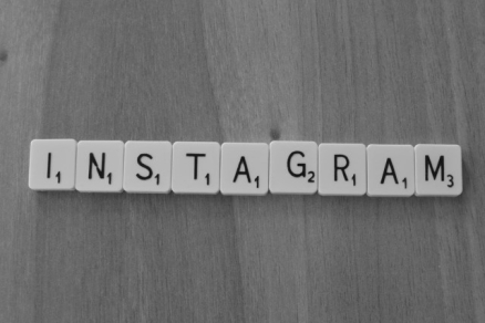 Instagram Scrabble
