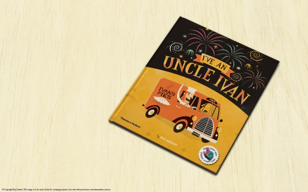 I've An Uncle Ivan by Ben Sanders