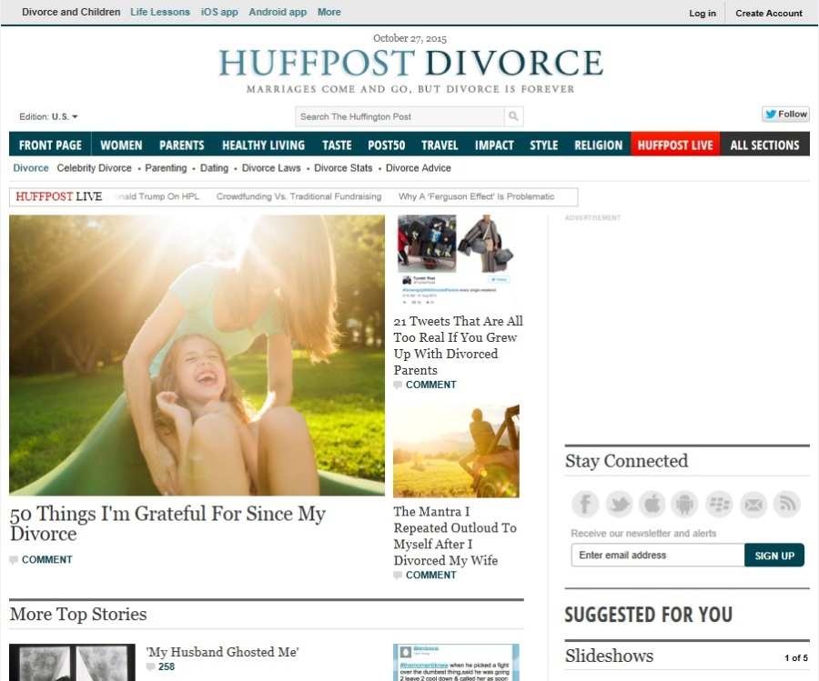 Huffington Post A.S. Chung